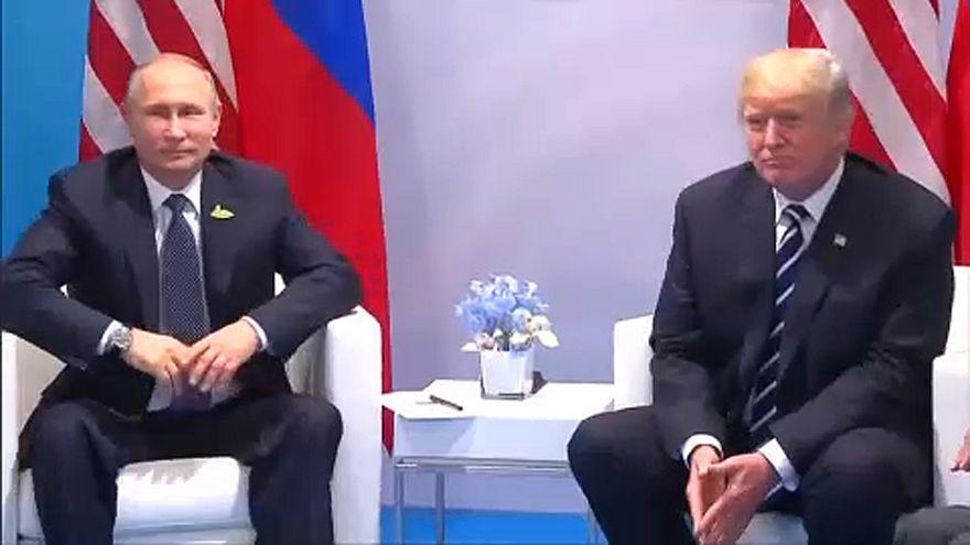 Orosz vizsgálat: Trumpot is beidézhetik