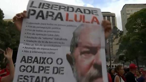 Brasile: I maggio di piazza per Lula libero