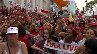 """""""Lula Livre!"""": 1. Mai in Brasilien"""