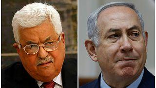 محمود عباس ، نتانیاهو