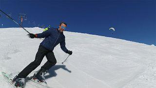 جورجيا  بلد للتزلج على الجليد