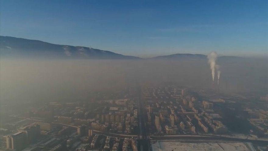 Sofia, en Bulgarie, est l'une des villes les plus polluées d'Europe