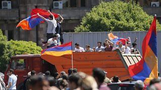 Arménie : paralysie d'Erevan
