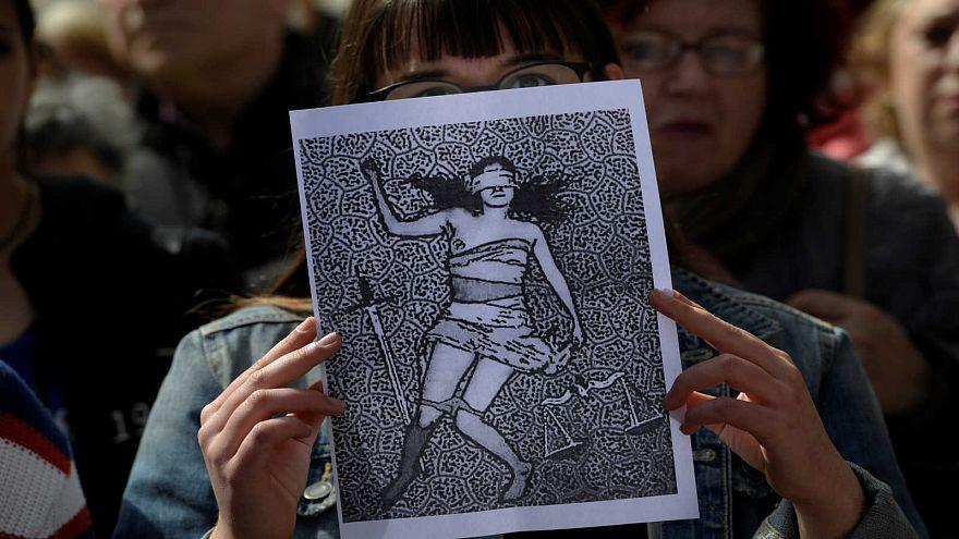 Il sesso non consensuale è stupro? Non per la maggior parte dei paesi europei