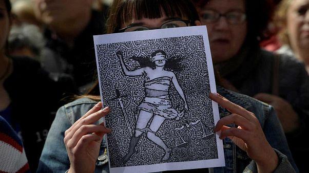 Nem nemi erőszak a beleegyezés nélküli szex a legtöbb európai országban