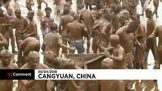Festival del Barro en China