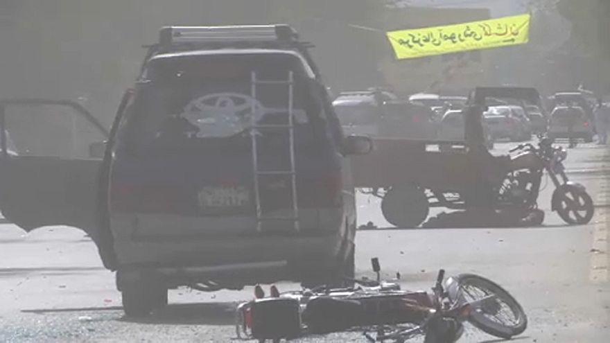 Az Euronews stábja is Kabulban volt a merényletkor