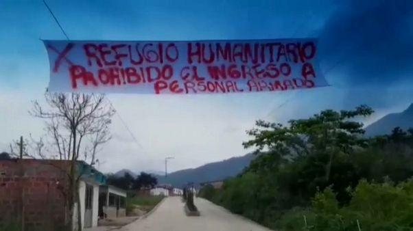 Los habitantes de Catatumbo rehenes de las guerrillas ELN y EPL