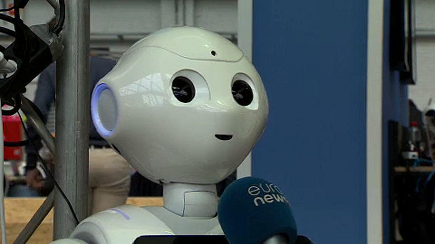 Intelligence artificielle : l'UE rentre dans la bataille