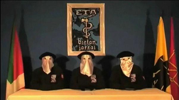 """Baskische ETA erklärt all ihre """"Strukturen für aufgelöst"""""""