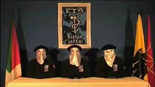 Feloszlik az ETA baszk terrorszervezet - ezt a rendőrségnek küldött levelükben jelentették be