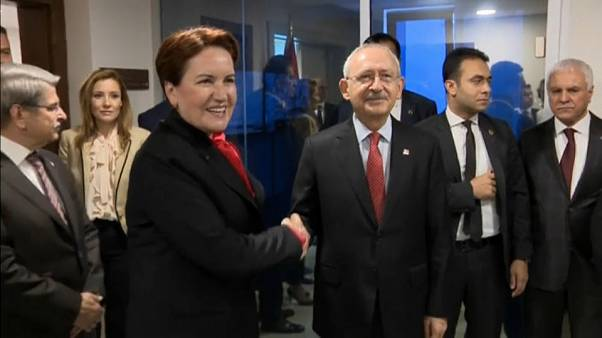 Turkish opposition agrees election alliance deal