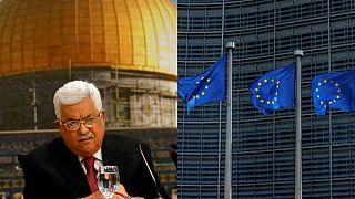 اتحادیه اروپا اظهارات محمود عباس درباره هولوکاست را غیرقابل قبول خواند