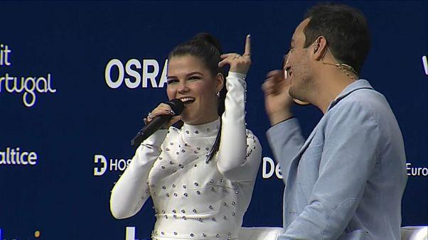 Eurovision: Hoffnung für Deutschland
