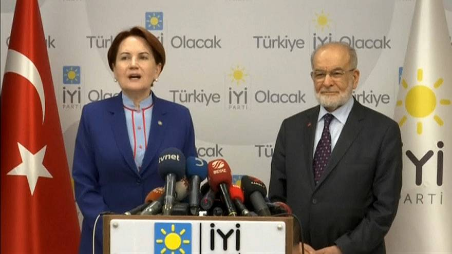 Türkei: Oppositionsparteien schmieden Wahl-Allianz