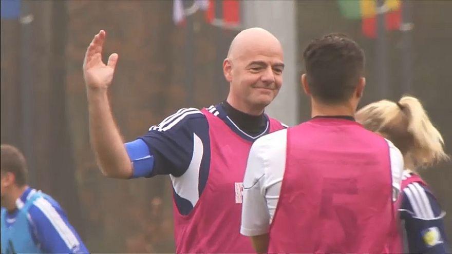"FIFA: Infantino will ""Mini""-Weltmeisterschaft"