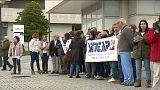 Au Portugal, le personnel de santé en grève