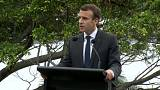 Macron concerned the US will u-turn over Iran