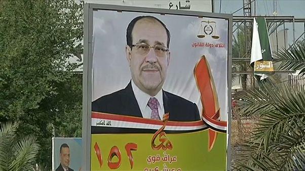 رويترز: المالكي يلعب دور البطل الشيعي في انتخابات العراق