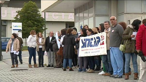 Huelga masiva en la sanidad pública de Portugal