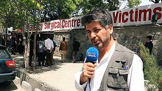 روایت خبرنگار یورونیوز از «روز خونین رسانهها» در کابل