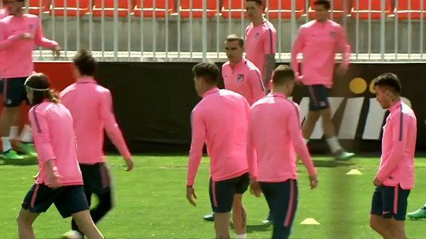 Atleti-Arsenal y Salzburgo-Marsella, Lyon ya espera finalistas