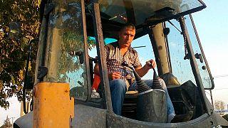 Σύλληψη Τούρκου στις Καστανιές (φωτό)