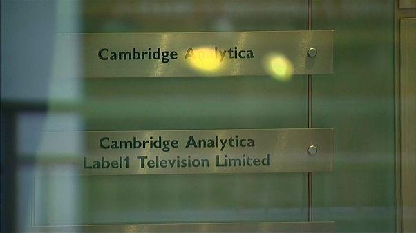 Cierra Cambridge Analytica