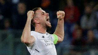 Liverpool in Champions League final despite defeat in Rome