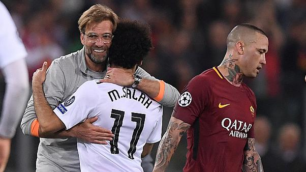 Champions League: FC Liverpool erreicht Finale trotz 2:4 bei AS Rom