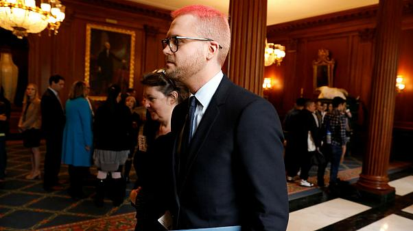 Cambridge Analytica employee Christopher Wylie