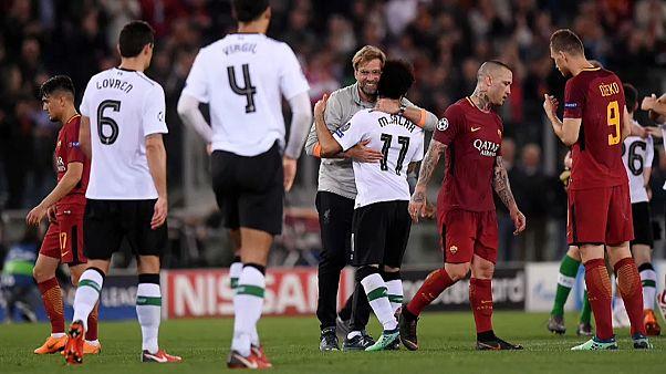 Champions: Roma-Liverpool 4-2, ma inglesi in finale