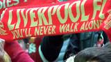 Fans celebrate as Liverpool through to Champions League final