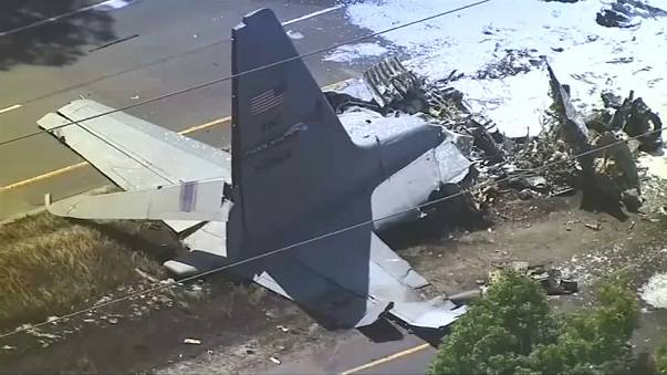 В авиакатастрофе в США погибли 9 человек