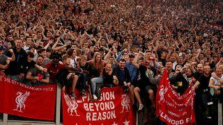 """Adeptos do Liverpool querem """"ver Cristiano Ronaldo chorar na final de Kiev"""""""