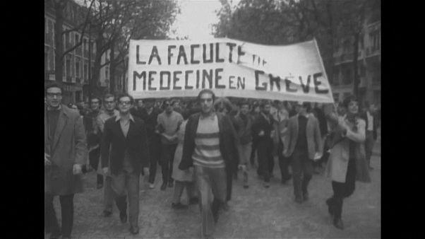 50 χρόνια από τον εξεγερμένο Μάιο του 1968