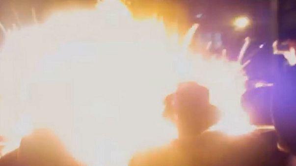 Explosion fête juive Lag BaOmer Londres.