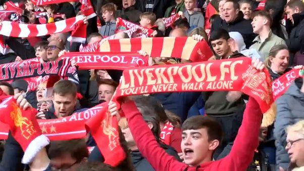 """Fans in Liverpool: """"Ich möchte Ronaldo im Finale weinen sehen!"""""""