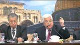 """Unannehmbar"" und ""zutiefst beunruhigend"": Empörung über Abbas Äußerungen zum Holocaust"
