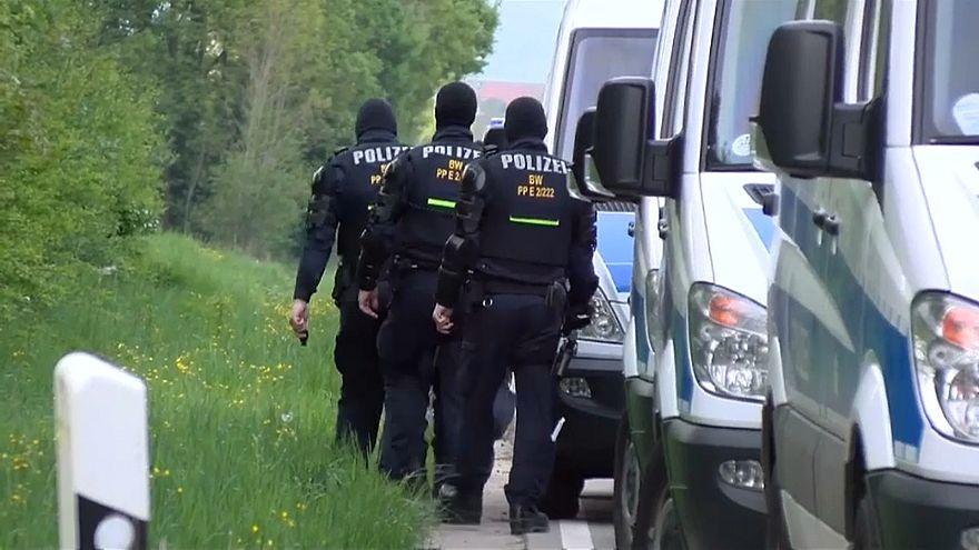 Polizeieinsatz nach gescheiterter Abschiebung in Flüchtlingsheim