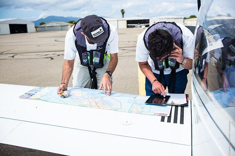 © Copyright : Crédit : Isabelle Serro/Pilotes Volontaires