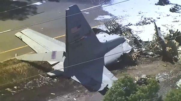 Crash aux Etats-Unis : l'avion-cargo effectuait son dernier vol