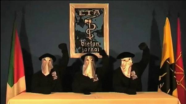 Official announces dissolution of ETA