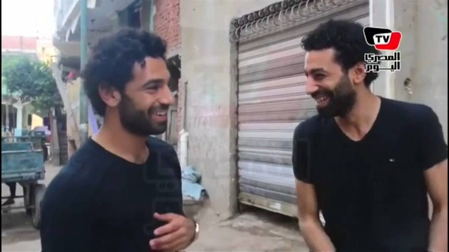 شاهد: محمد صلاح جديد يثير دهشة المصريين