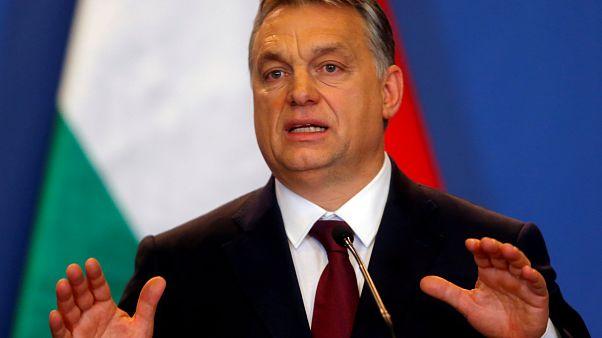 Ουγγαρία: Προτεραιότητα για Όρμπαν η καταστολή των ΜΚΟ