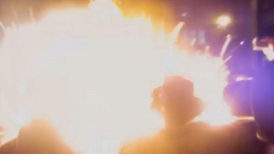 Londres: una decena de heridos en una explosión durante una fiesta judía