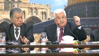 Duras críticas de la comunidad internacional a Mahmud Abás