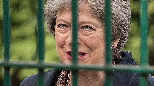 Theresa May's government ensnared by Brexit customs muddle