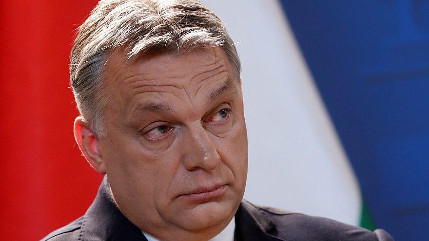 Orbán Brüsszelben: hallgat a Néppárt