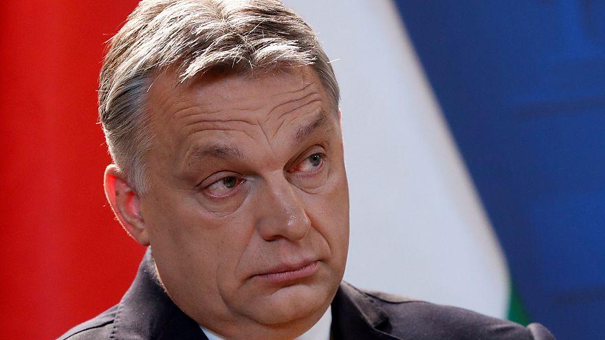Тайный визит Орбана в Европарламент